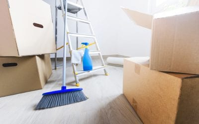 How to Use a Mobile Storage Pod for Spring Cleaning